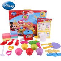 【当当自营】迪士尼玩具 3D打印泥 美食屋套装 打印泥橡皮泥手工彩泥DS-1315