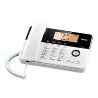 步步高 电话机 218 免电池 钢琴烤漆 一键拨号 家用 电话座机