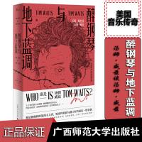 新民说 醉钢琴与地下蓝调:汤姆・威兹谈汤姆・威兹 [美]小保罗・马赫 编 鲍勃・迪伦 垮掉派 摇滚在音乐与人格上的创造性