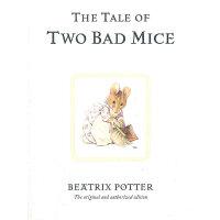 Original Peter Rabbit Books: The Tale of Two Bad Mice 彼得兔系列:两只坏老鼠的故事  ISBN 9780723247746