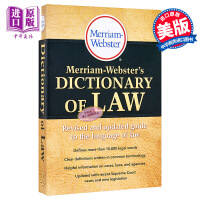 【中商原版】麦林韦氏法律字典 Merriam-Webster's Dictionary of Law