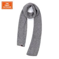 【下单即享满149减100元】美国第一户外围巾 秋冬新款男女款保暖针织围巾