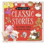 预订 Five-Minute Classic Stories [ISBN:9781786925701]