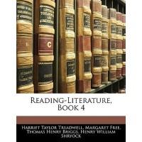【预订】Reading-Literature, Book 4