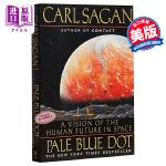 【中商原版】暗淡蓝点: 人类的未来在空间中视觉 英文原版 Pale Blue Dot Ballantine Books