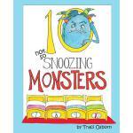 【预订】Ten Not So Snoozing Monsters: A Bedtime Counting Advent