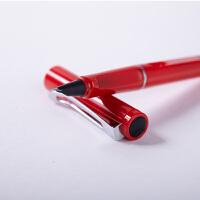 绍泽文化 典轩正姿钢笔 红色 DXGB03805(特细) 当当自营
