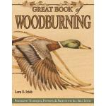 预订 Great Book of Woodburning: Pyrography Techniques, Patter