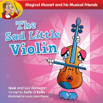 预订 The Sad Little Violin [ISBN:9781847303936]