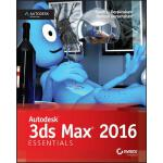 预订 Autodesk 3ds Max 2016 Essentials [ISBN:9781119059769]