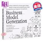 英文原版Business Model Generation:A Handbook for Visionaries,Ga