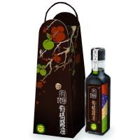 【甲仙农会】有机梅精酱油 (210ml)【经台湾农会优质认证产品】