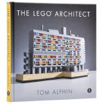 【中商原版】乐高建筑师 英文原版 乐高书籍 The LEGO Architect Tom Alphin 汤姆艾尔芬 N