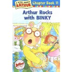 Arthur Rocks with BINKY (Chapter Book 11) 亚瑟小子的摇滚乐 ISBN 9780316115438