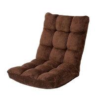 【品牌直供】日本SANWA 100-SNC041BR 14档可调节折叠沙发 懒人沙发 榻榻米椅 懒人椅 地板沙发椅 靠背椅 床上椅