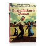 Grandfather's Dance 英文原版 英国诗人雪莱 英文版儿童文学书 进口原版书籍