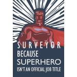 预订 Surveyor Because Superhero Isn't an Official Job Title: