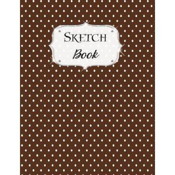 预订 Sketch Book: Polka Dot Sketchbook Scetchpad for Drawing or Doodling Note [ISBN:9781070363912] 美国发货无法退货 约五到八周到货