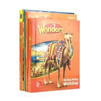 2017新版 美国加州教材 套装(4本) 三年级 Reading Wonders Grade 3 package