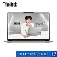 �想ThinkBook 14s(0LCD)14英寸�p薄�P�本(i7-1165G7 16G 512SSD 100%sRGB