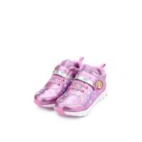 【119元任选2双】迪士尼童鞋女童休闲运动鞋公主鞋 FS0656 FS0896
