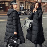 2019年冬季棉衣怀孕后期中长款棉袄孕妇冬装外套
