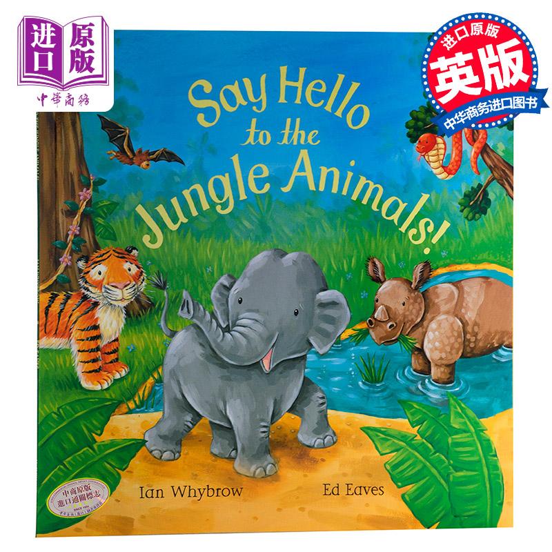 大开本 动物故事绘本 平装