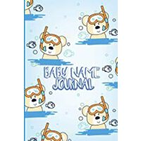 预订 Baby Name Journal: Alphabetical Planner Notebook for Exp