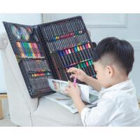 儿童画笔套装礼盒美术用品绘画水彩笔蜡笔画画生日儿童节礼物创意
