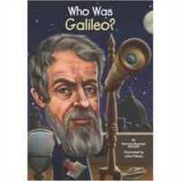 Who Was Galileo?谁是伽利略? 英文原版