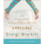 预订 Everyday Energy Boosters: 365 Tips and Tricks to Help Yo