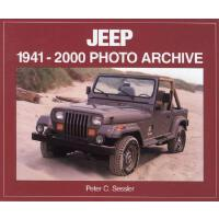预订 Jeep 1941-2000: Photo Archive [ISBN:9781583880210]