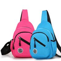 男童时尚包包韩版儿童胸包男孩子单肩包女学生旅游小背包斜挎包潮