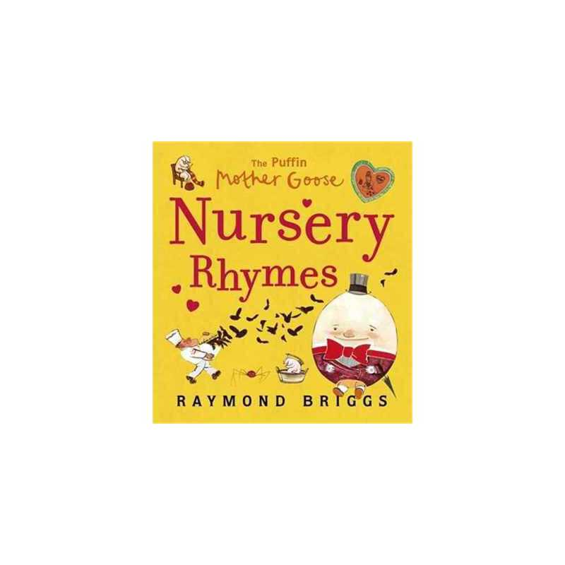 Puffin Mother Goose Nursery Rhymes 9780141337739