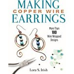 预订 Making Copper Wire Earrings: More Than 100 Wire Wrapped