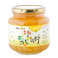 [当当自营] 韩国进口 韩福10.2 蜂蜜柠檬柚子茶 1000g