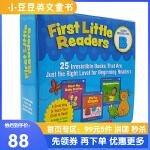 进口英文原版First Little Readers Guided Reading Level B