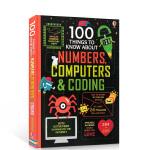 【顺丰包邮】英文原版 关于数字、计算机、编程的100件事 100 Things to Know About Numbe