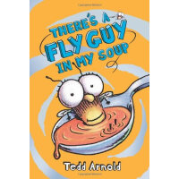 Fly Guy #12: There;s a Gly Guy in My Soup 苍蝇小子12 ISBN978054