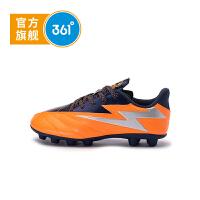【折后价:90.65】【商场同款】361度男童足球鞋2021年夏季青少年训练鞋碎钉K71921201