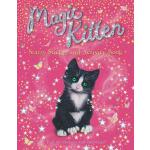 预订 Magic Kitten Starry Sticker and Activity Book [ISBN:9780