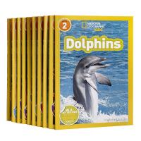 【中商原版】美国国家地理自然与生物Level L2 10册 全彩儿童版 National Geographic Kid