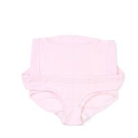 全棉时代孕妇孕产针织高腰三角托腹裤