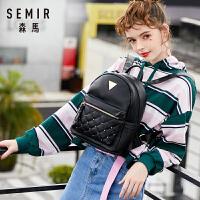 学生书包旅行小背包 新款韩版潮流女士双肩包休闲女包包