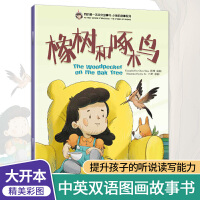 橡树和啄木鸟――我的第一本中文故事书・小美的故事系列(7)