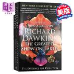 【中商原版】地球上最伟大的表演:进化的证据英文原版 The Greatest Show on Earth: The E