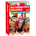 STEAM学科英语分级阅读 数学馆(第1级)(含16书+1译文手册+1练习册)