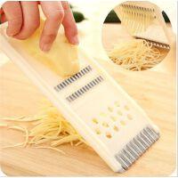 切丝器厨房多功能切菜器5件套 切片器 刨丝器 切土豆丝
