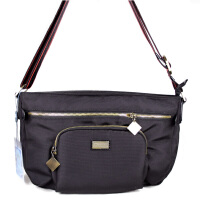 金利来时尚都市女士背包(909298-1黑色)