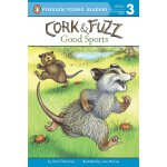 Puffin Young Reader Level 3 Cork and Fuzz #2 Good Sports IS